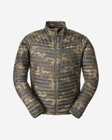 Eddie Bauer Men's MicroTherm StormDown Jacket - Print
