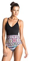 Roxy Women's Cuba Strappy One Piece Swimsuit