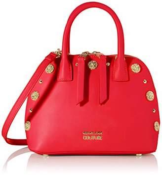 Versace Borsa Women's Top-Handle Bag,(W x H x L)