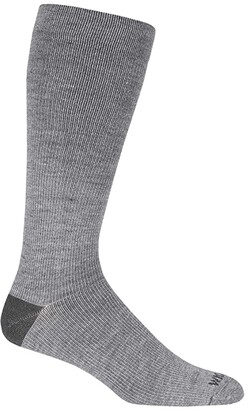 Wigwam Brisbane (Light Grey) Crew Cut Socks Shoes