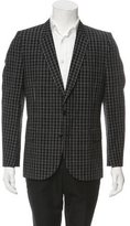 Paul Smith Patterned Two-Button Blazer