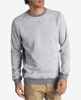 Quiksilver Men's Heathered Colorblocked Sweater