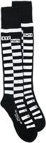 Kokon To Zai box check long socks