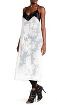 Free People Love All Day Contrast Slip Dress