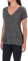 XCVI Meli Zita Shirt - Short Sleeve (For Women)