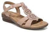 Belle Wedge Sandal