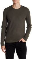 Vince Oval Thermal Crew Neck Sweater