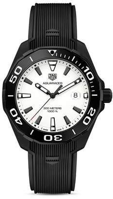Tag Heuer Aquaracer Titanium Watch, 43mm