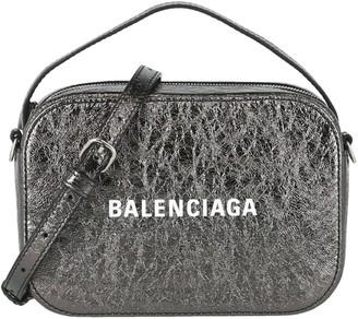 Balenciaga Everyday Xs Metallic Crossbody