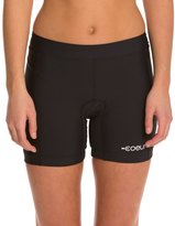 "Coeur Women's Little Black 5"" Triathlon Shorts 8145158"