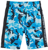 Under Armour Boys 2-7 Regular-Fit Printed Shorts