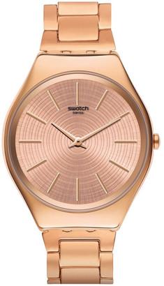Swatch Goldtralize Watch