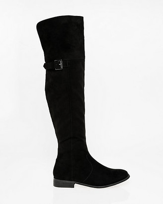 Le Château Round Toe Over-the-Knee Boot