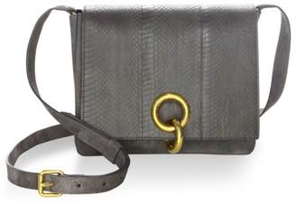 A.L.C. Charlie Watersnake Crossbody Bag