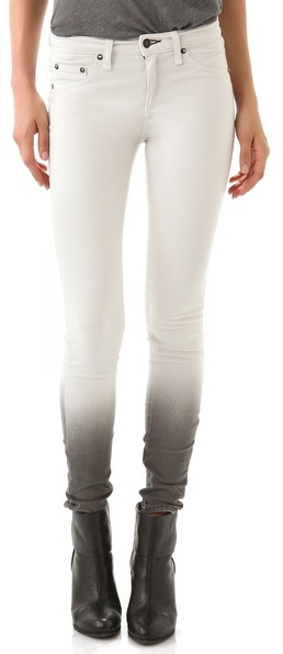 Rag and Bone The Legging Jeans
