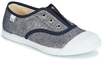 Citrouille et Compagnie RIVIALELLE girls's Shoes (Trainers) in Blue
