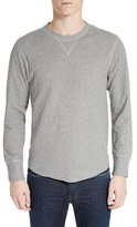 Todd Snyder Men's Double Knit Long Sleeve Sweater