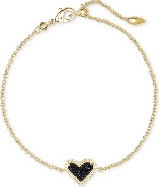 Kendra Scott Ari Heart Pendant Bracelet