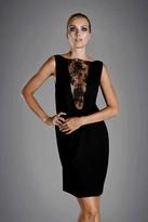 Carnet de Mode Dress - The Machiavelli - Black
