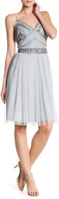 Marina Beaded Bodice Dress