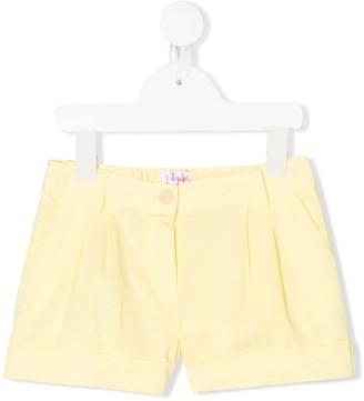 Il Gufo Pleat Front Shorts