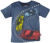 City Threads Race Car Track Graphic Tee (Baby) - Midnight-12-18 Months