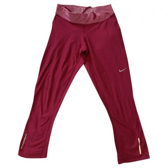 Nike Purple Trousers for Women