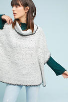 Bishop + Young Speckled Poncho Pullover