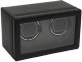 Wolf Double Cub Watch Winder with Cover