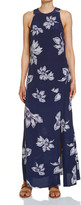 SABA Desert Floral Maxi Dress