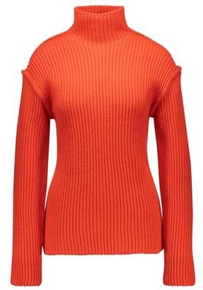 Tory Burch Oversize roll neck sweatshirt