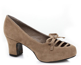 Bettie Page Nude Letty Pump