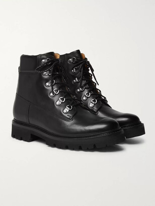Grenson Rutherford Leather Boots