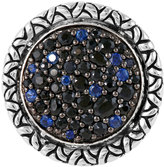 John Hardy Naga Midnight Colorway Round Ring, Size 7