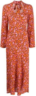 Rixo Charlotte floral print dress