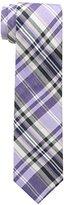 Ben Sherman Men's Burton Plaid Skinny Tie