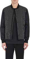 Rag & Bone Men's Irving Wool-Cotton Bomber Jacket