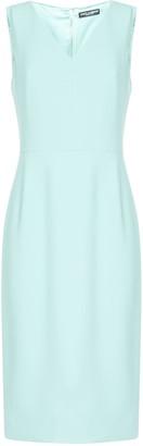 Dolce & Gabbana V Neck Dress