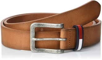Tommy Jeans Men's Flag Inlay 3.5 Belt