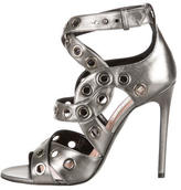 Barbara Bui Grommet-Embellished Sandals w/ Tags