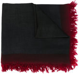 Salvatore Ferragamo printed scarf - men - Wool - One Size