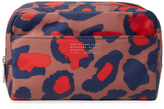 Marc by Marc Jacobs Printed Leopard Cosmetic Case