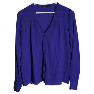 Maje Blue Top for Women