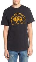 Vans Men's Buffalow Graphic T-Shirt