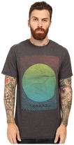 VISSLA Monroe Washed Heather 30 Singles Short Sleeve Tee
