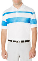 Callaway Performance Color Block Polo