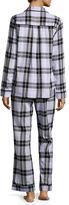 UGG Raven Cotton Plaid Pajama Set