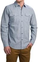 Gramicci Joe Canvas Work Shirt - Long Sleeve (For Men)