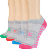 Champion Double Dry 4-Pack No-Show Socks