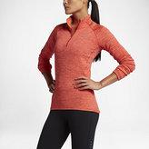 Nike Sphere Element Women's Half-Zip Long Sleeve Running Top